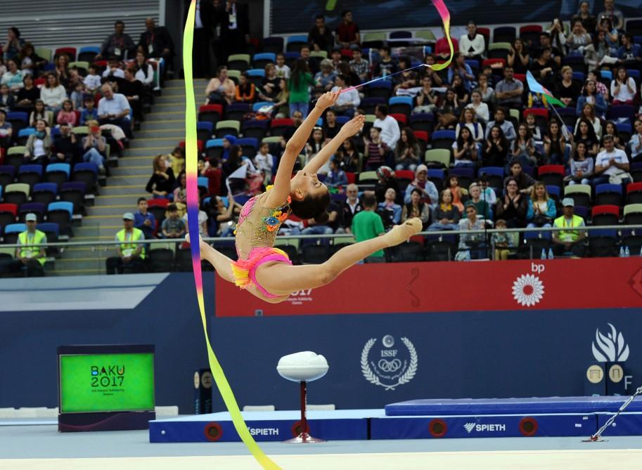 İtaliya gimnastları: Bakıda yarışmaq böyük hadisədir