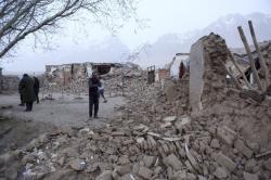 تورکییهنین آردینجا ایراندا دا شدتلی زلزهله اولدو