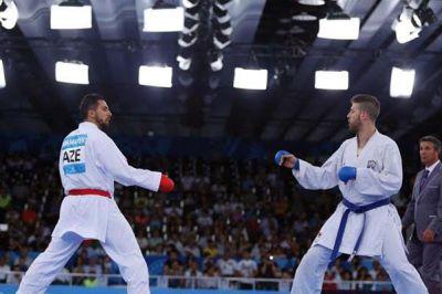 Karateçilərimiz bu dəfə Tiflisdə: 4 qızıl, 2 gümüş...