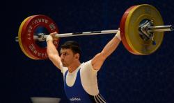 Atletimiz İsraildə bürünc qazandı