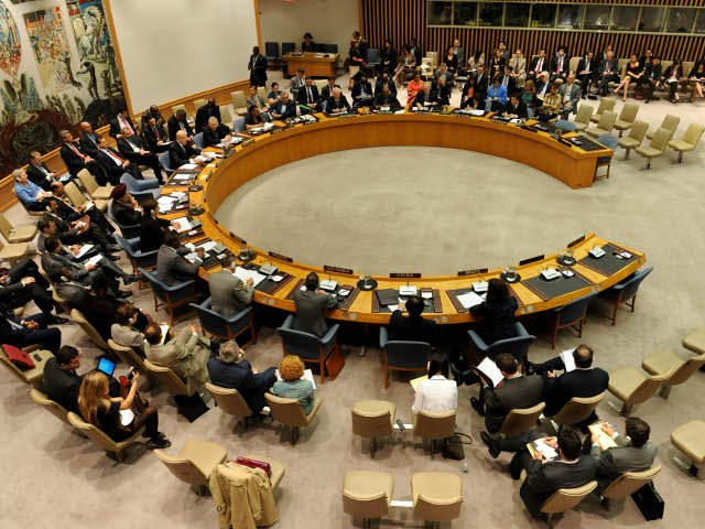 The UN Security Council is meeting on Iran