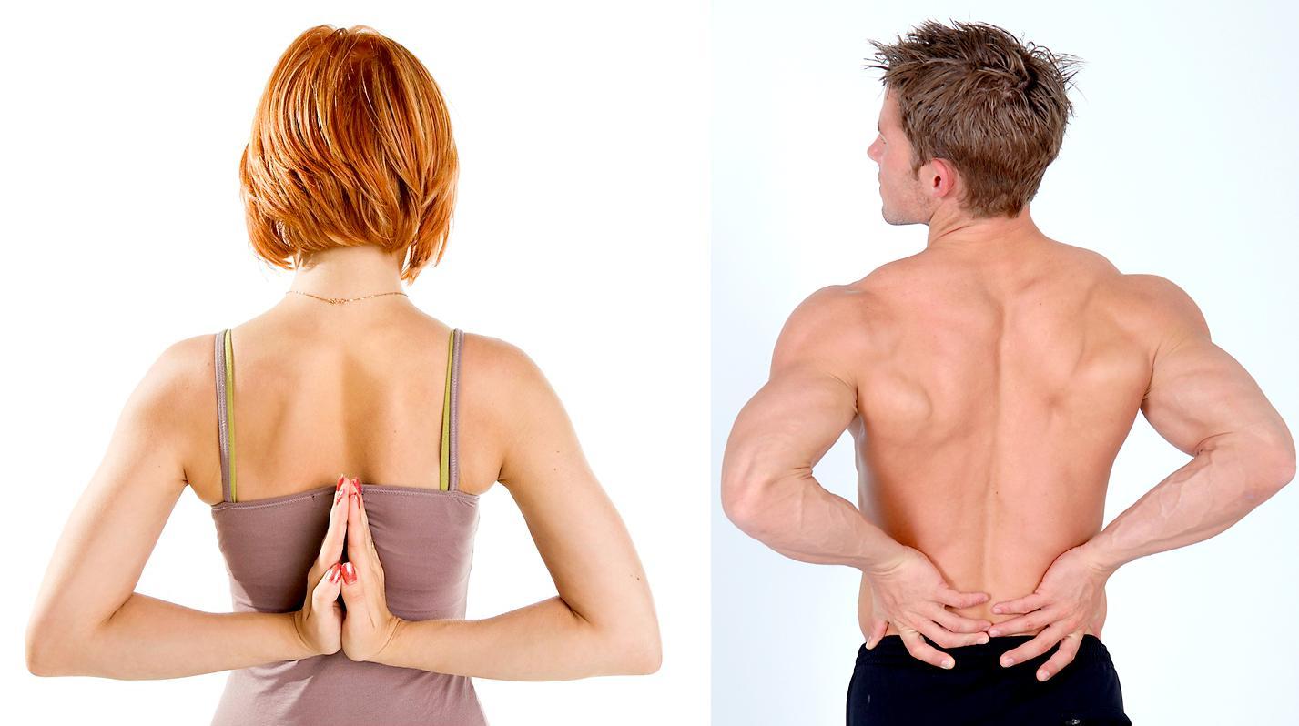 Сколиоз боли в спине как избавится