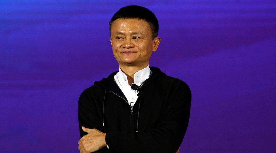 Jack Ma makes first public appearance in 3 months