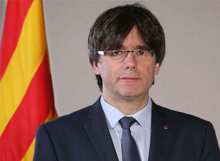 Puigdemont nominated as Catalan presidential candidate