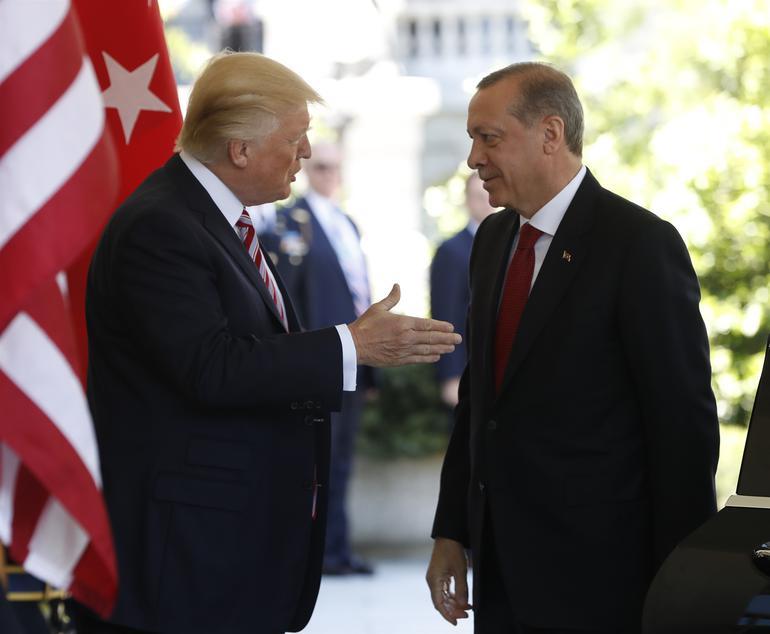 США снимают санкции с Турции