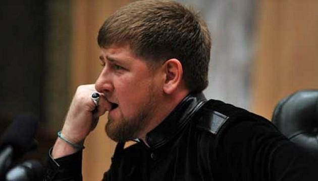 Киев выдворил человека Кадырова