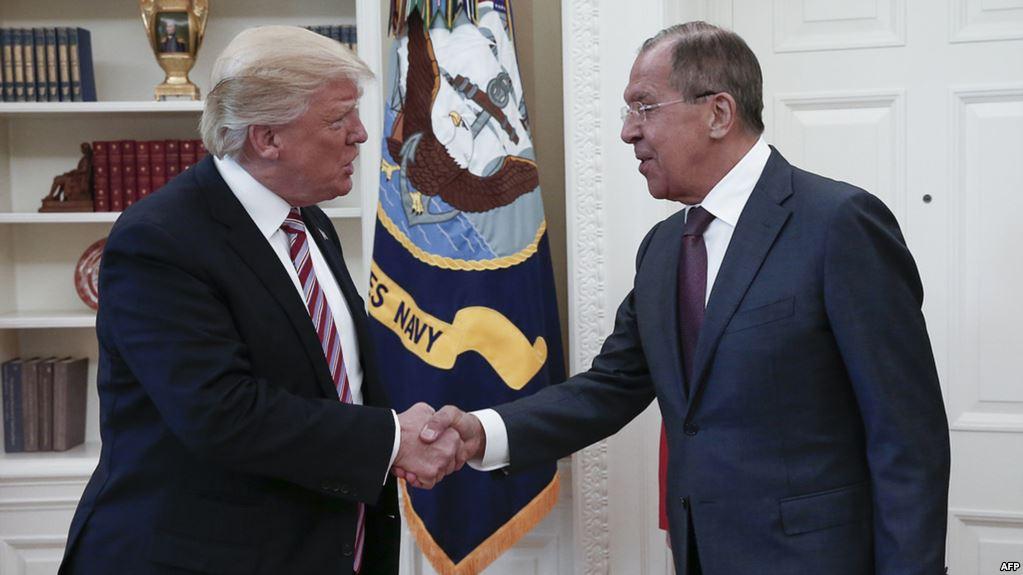 Встреча Лаврова и Трампа будет закрыта для прессы