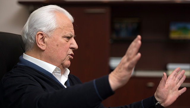 Hitler had met  Stalin in Lviv in person - Kravchuk