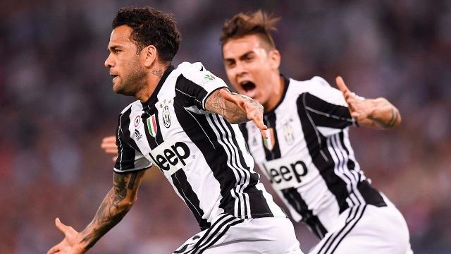 Juventus beat city rival Torino 4-1