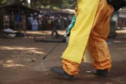 Ebola kills 34 in Democratic Republic of Congo