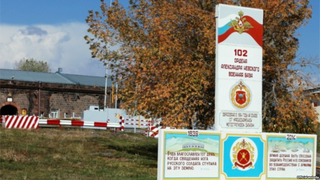 A Russian soldier died in Armenia