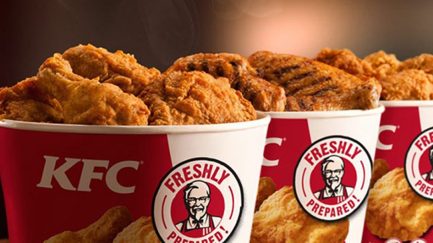KFC apologizes after bashed over 'sexist' ad -