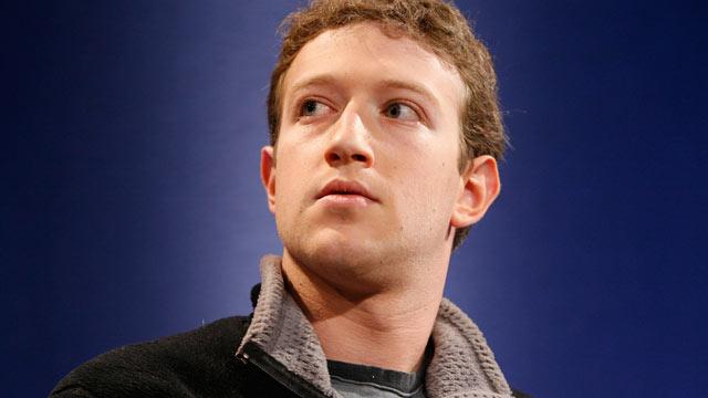 Цукерберг потерял $5 млрд
