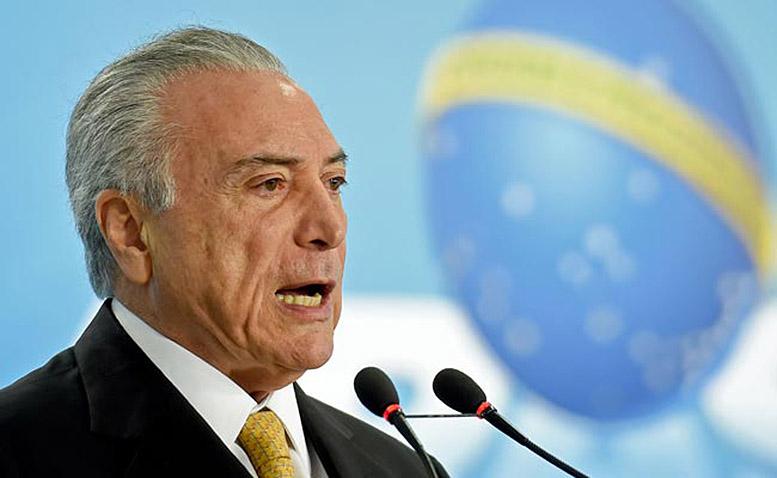 Президент Бразилии не пойдет на новый срок