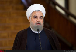 US administration 'desperate': Iran's Rouhani