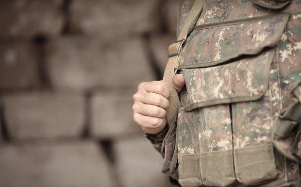 В Армении военный совершил самоубийство