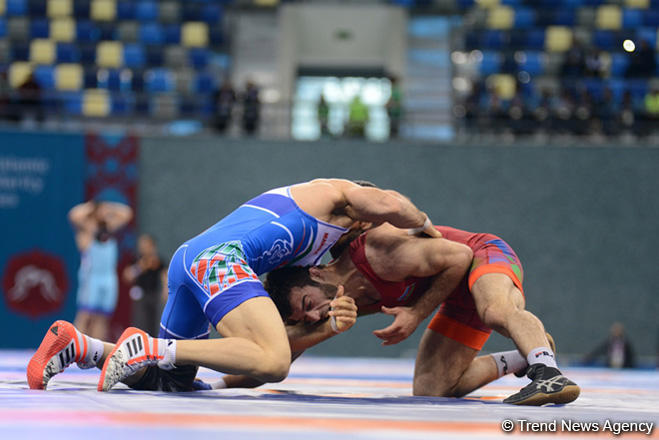 Baku 2019: Азербайджан завоевал восьмую золотую медаль