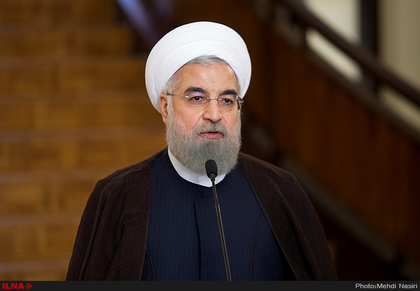 Rouhani`s message: This is a great victory