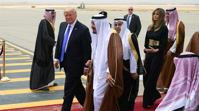 سعودییه و بحرین آمریکانین ایرانا  قارشی سانکسییالارینی دستکلهدی