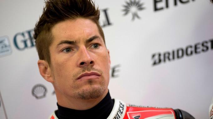 Superbike racer Nicky Hayden, 35, dies
