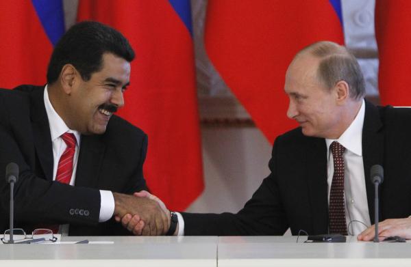 Putin Maduro və Duterteni qəbul edəcək