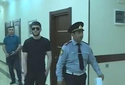 """Həbs edilən XİN əməkdaşı """"avtoş""""un atası imiş - Video"""