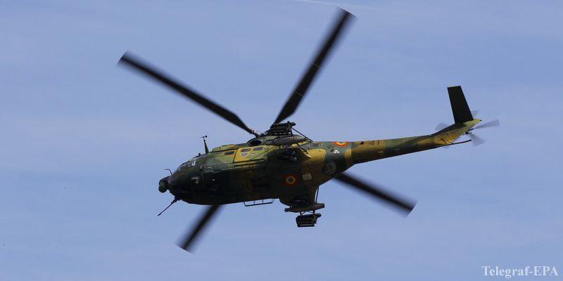 В Португалии рухнул вертолет скорой помощи