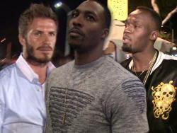 Sports world on Manchester attack: Beckham, Bolt...
