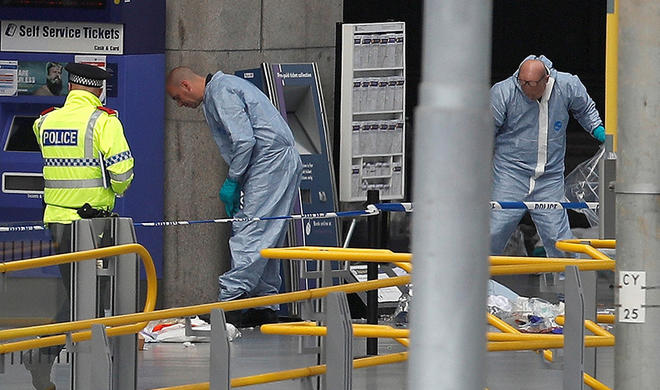 IS supporters say Manchester attack was revenge for...