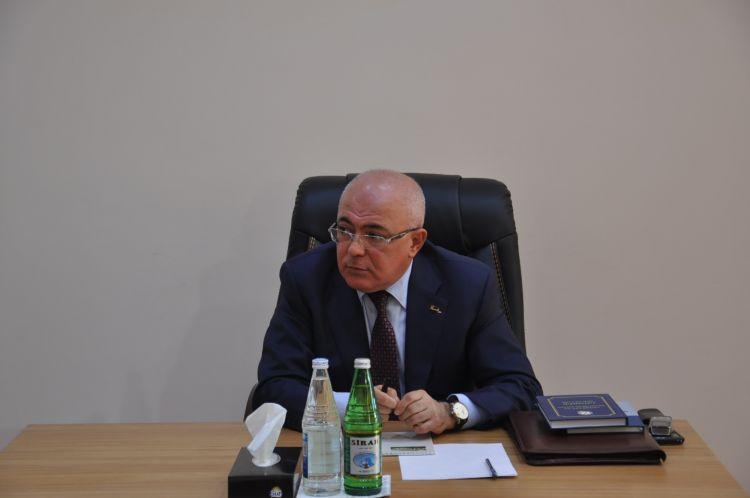 DGK sədri Biləsuvarda vətəndaşları qəbul edəcək