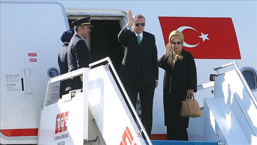 Эрдоган едет в Иорданию
