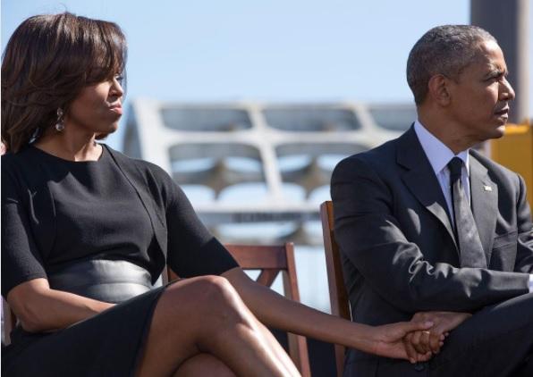 Фотограф Обамы потроллил Трампа - Фото