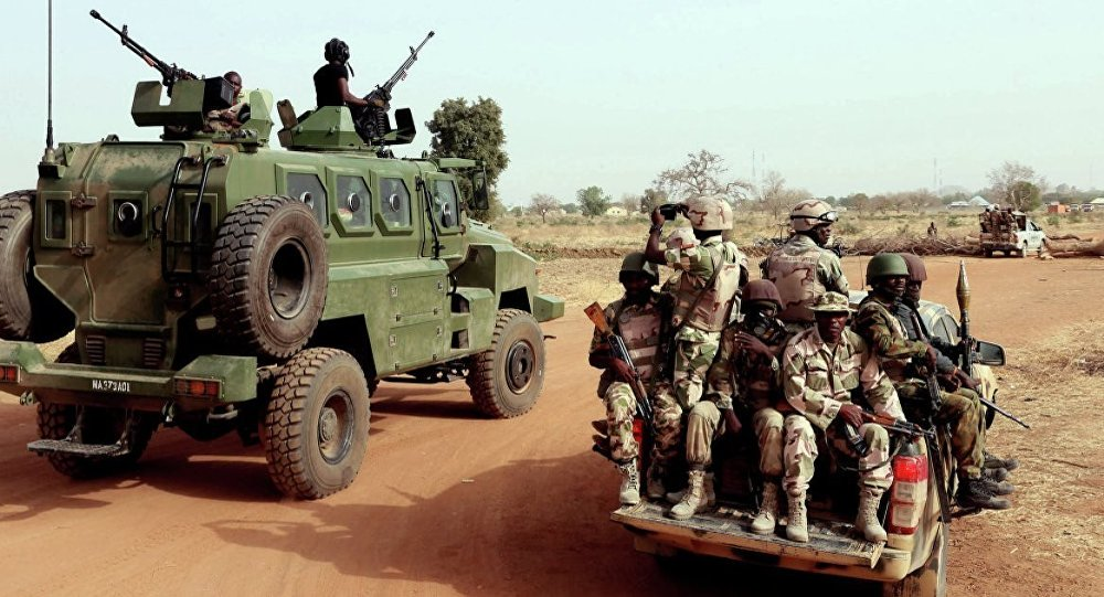 Niger army 'kills 10 Boko Haram terrorists'