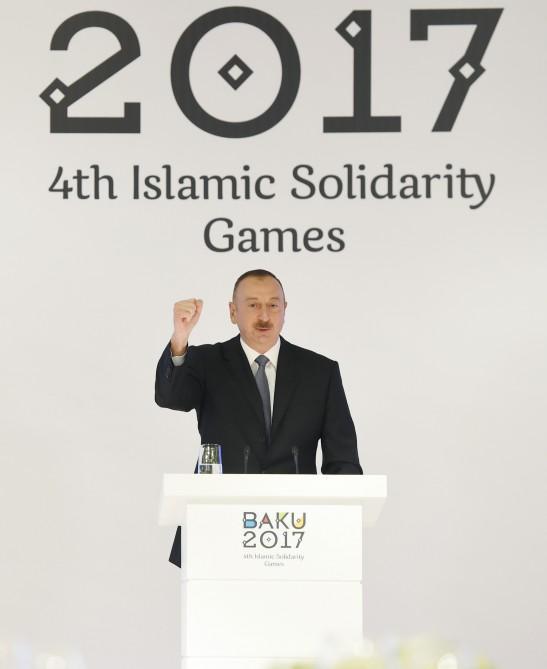 Ильхам Алиев: Азербайджан – победитель