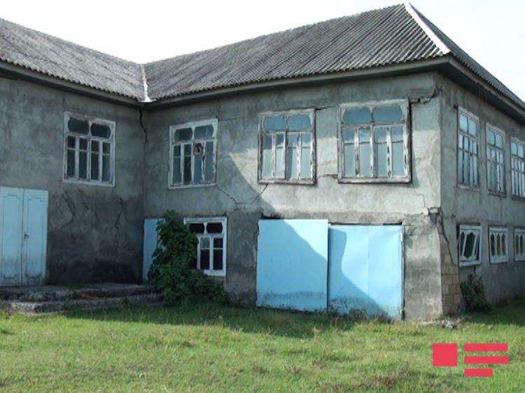 Masallı rəsmisindən evlərdəki çatlarla bağlı - Açıqlama