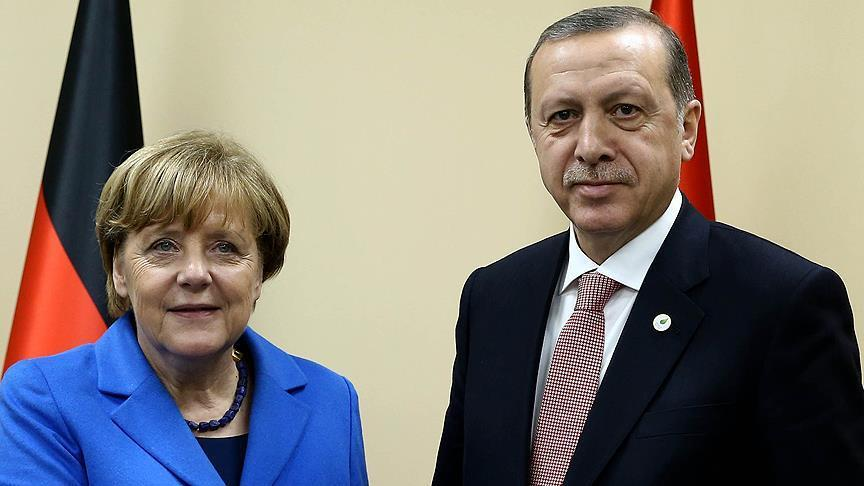 Merkel opposes EU-Turkey divorce