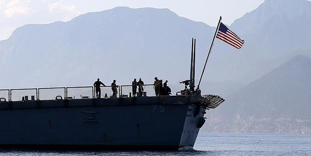 ABŞ bu ölkənin adalarını izləyir