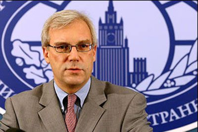 The statement of the United States is a provocation - Grushko