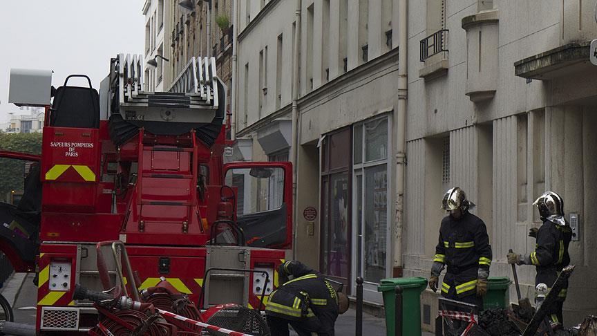 Fransada dəhşətli yanğın: 5 nəfər öldü