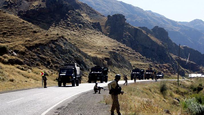 Türkiyədə terrorçularla şiddətli atışma: 3 ölü, 1 yaralı