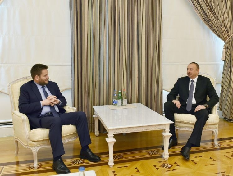 Президент ВР направил письмо Ильхам Алиеву