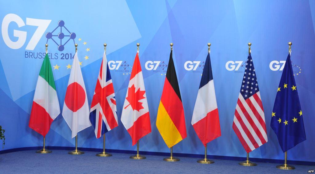 Лидеры G7 готовы усилить санкции против России