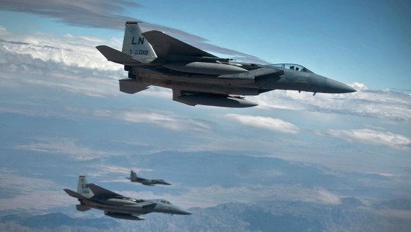ВВС США нанесли ошибочный удар по курдам в Сирии