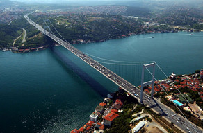 Мост Фатих окрасится цветами азербайджанского флага