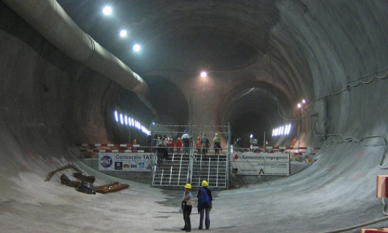 Китайцы могут построить тоннель из России в Крым