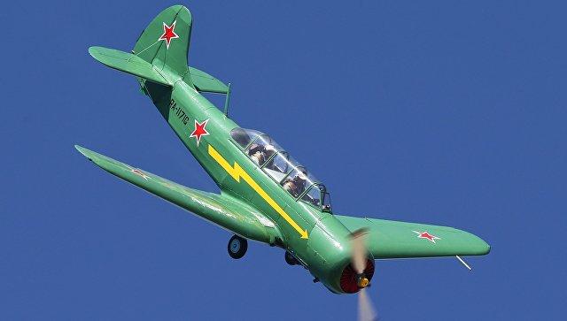 В Подмосковье разбился самолет, есть погибшие