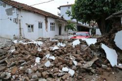 تورکییهده گوجلو زلزهله اولدو