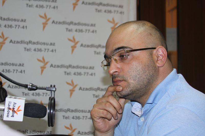 Fətullayevin müxbiri erməni xalqından üzr istədi -