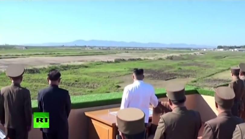 Şimali Koreya daha bir raket sınağını keçirdi - Video