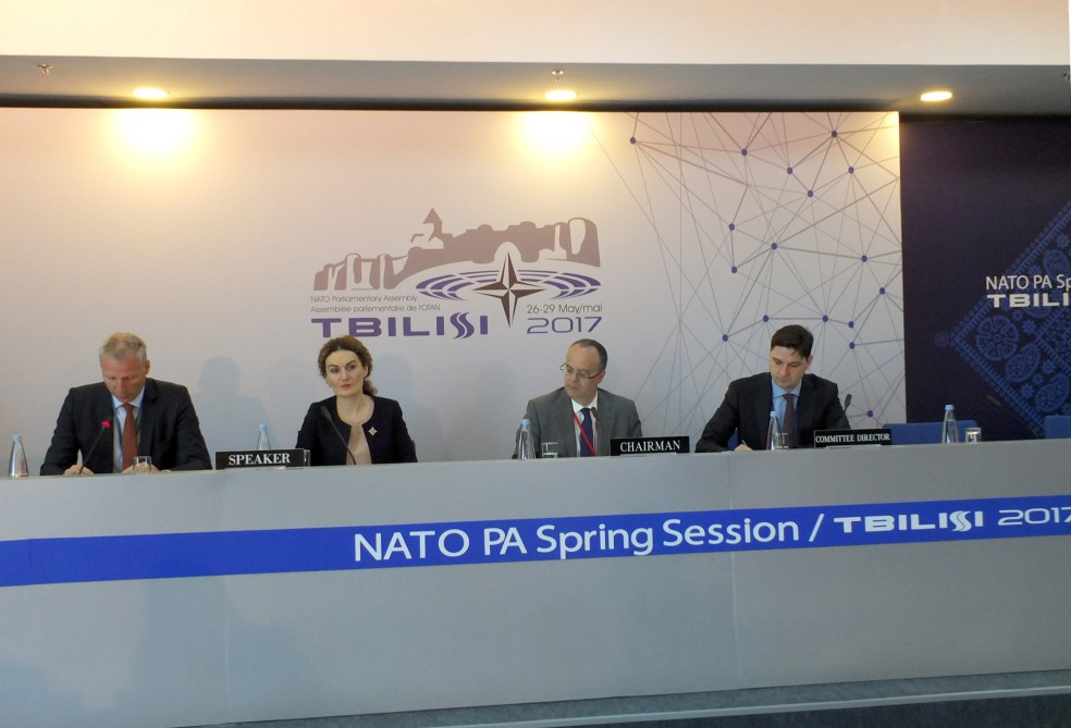 NATO-da Dağlıq Qarabağ müzakirəsi - Foto